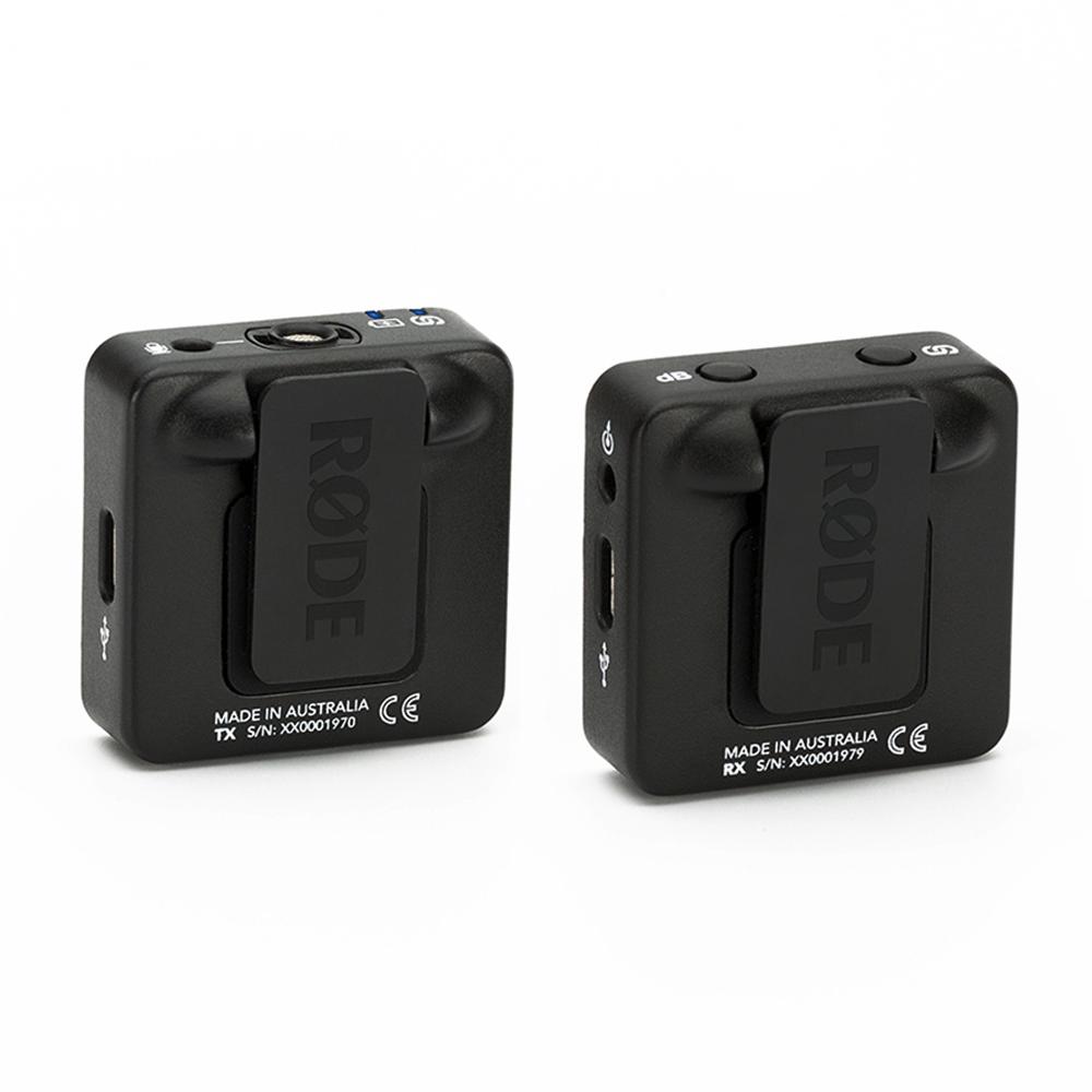Rode Wireless GO,rode wireless go microphone compact sans fil,rode wireless go test,micro sans fil rode,micro cravate sans fil rode